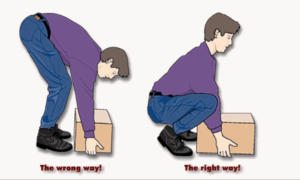 Lower Back Pain Safety