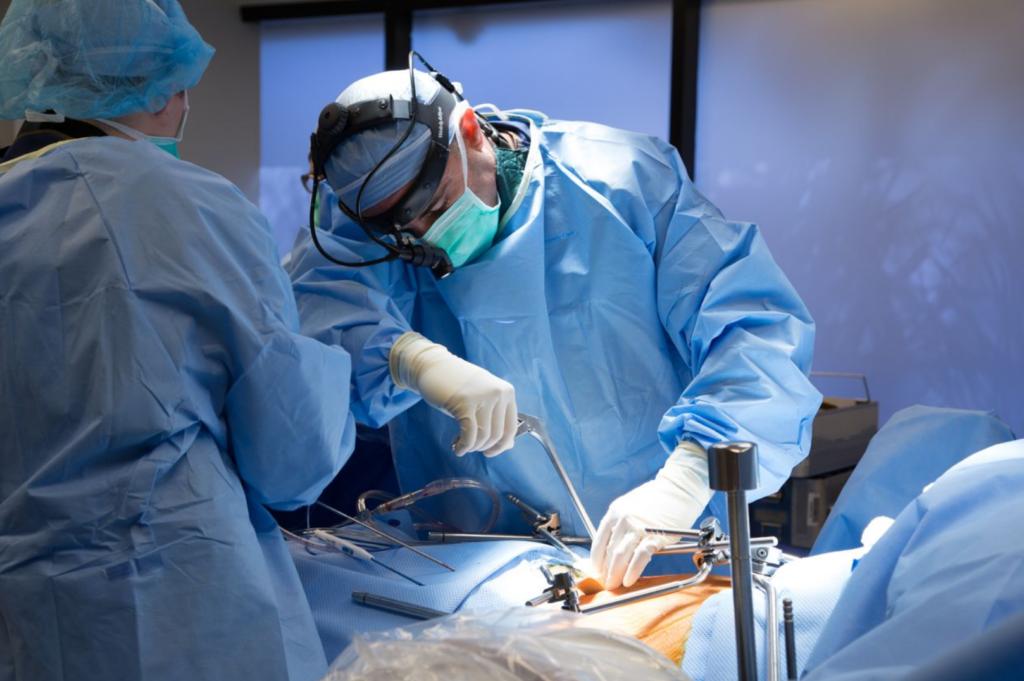 Texas Comprehensive Spine Center providers spine team
